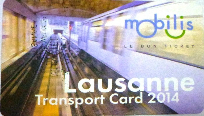 LAUSANNE (Custom)