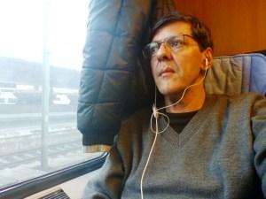 Passagem de Trem na Alemanha