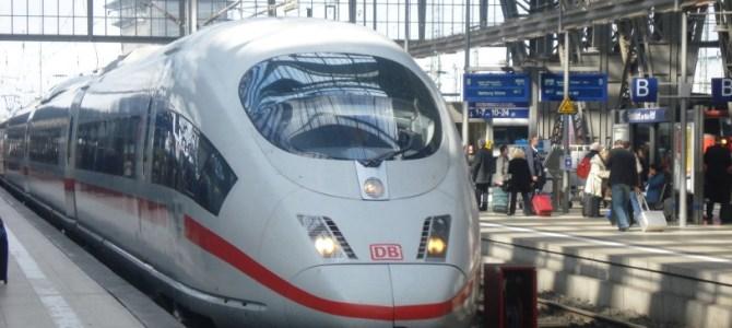 Passagem de Trem na Alemanha passo a passo