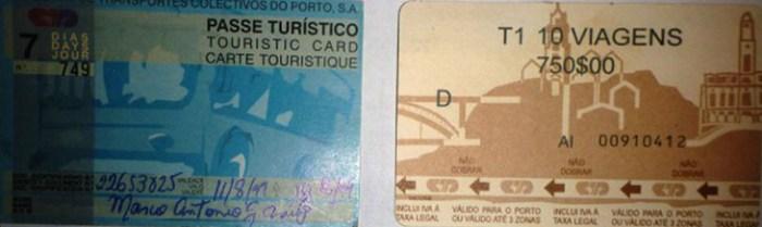 cartao turistico