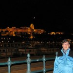 Budapeste- Catedral São Estevão, Praça dos Heróis, Danúbio by night