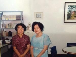 Sumiko e Yaeko Miyamoto