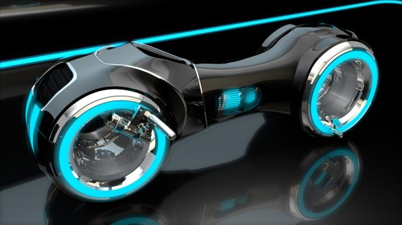 Moto Tron_v3-bleue 1