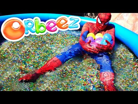 Orbeez huge pool toys Palm Springs pool service