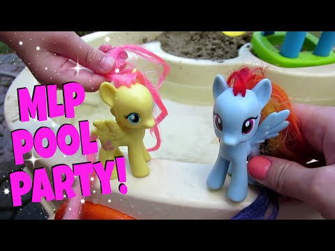 My Little Pony Pool Party