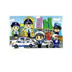 60pcs-puzzle-police