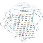 كروت الذاكرة البصرية (4) حروف وارقام