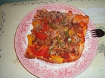 Pizza selber gemacht