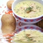 Buttermilchkartoffeln