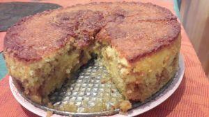 Mandelkrokant Kuchen