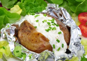 Omas günstige Ofenkartoffel Rezepte