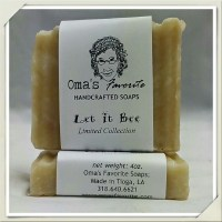Let it Bee soap