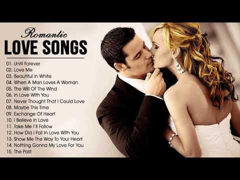 70年代80年代90年代の最高の美しいラブソング ♥♥ Love Songs Collection ♥♥ 洋楽 バラード 鳥肌が立つバラード名曲集