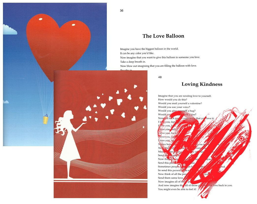 Give Love A Valentine S Day Lesson Plan From Omazing Kids Yoga