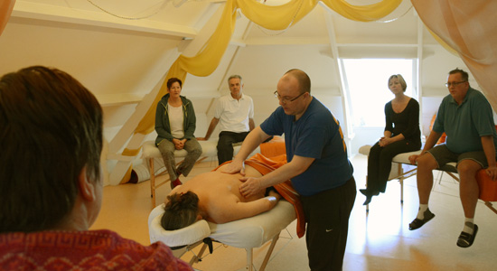 """Massage Cursus Beginners"""