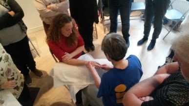 Cursus Hand Massage
