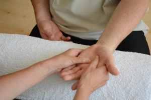 Cursus handmassage