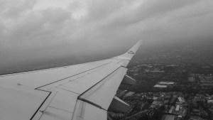 Abflug in Hamburg