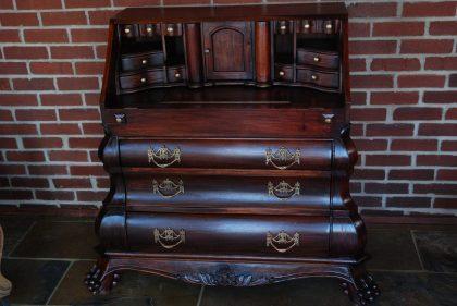 meuble ancien secrétaire hollandais