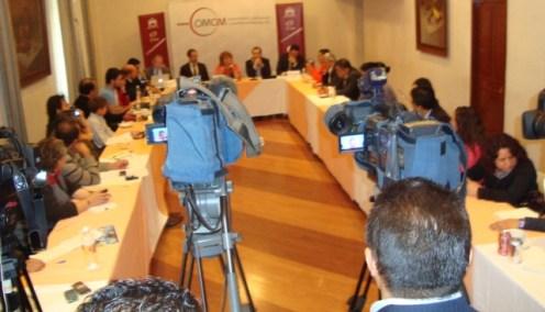 Panorámica de conferencia OMCIM 5 jul 2012
