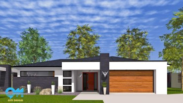 3 Bedroom House Plan