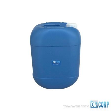 Envase Plástico 20 Litros Azul con Asa MIA10115P