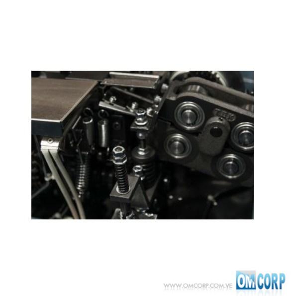 Maquina Flejadora Horizontal Semi Automática TP-201 Transpack 9