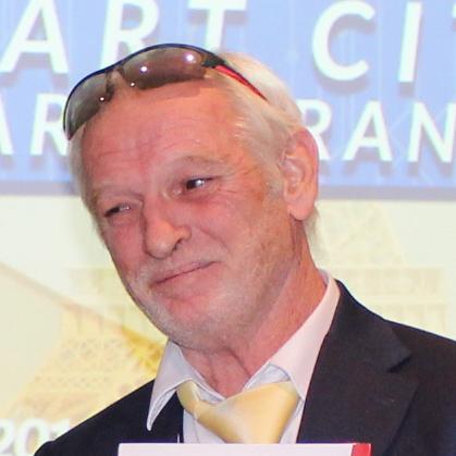 Embajador Marc Jackel - Mexico - Organizacion Mundial Ciudades Sostenibles