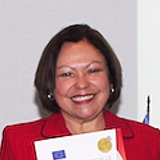 Embajadora Iliana Calles Dominguez - Guatemala - Organizacion Mundial Ciudades Sostenibles