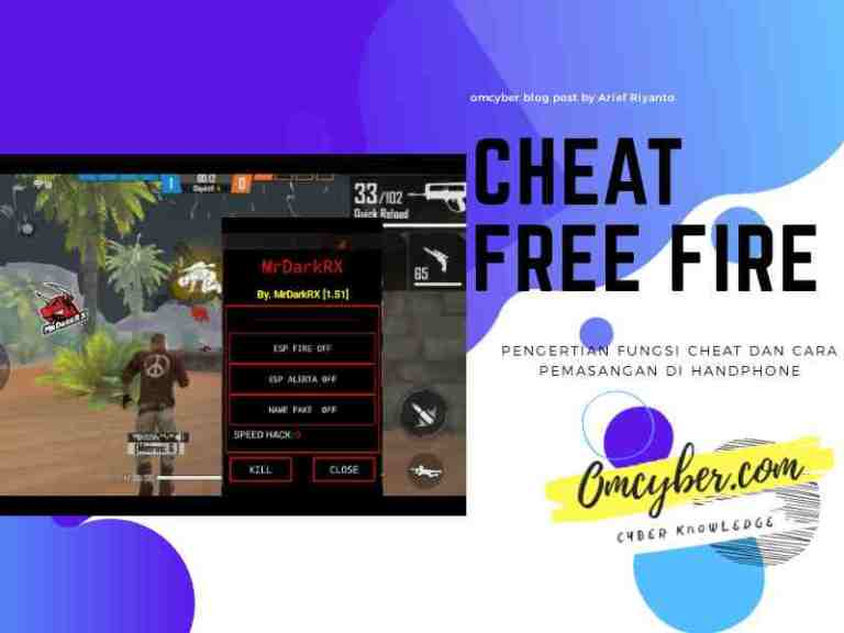 Cheat free fire lengkap