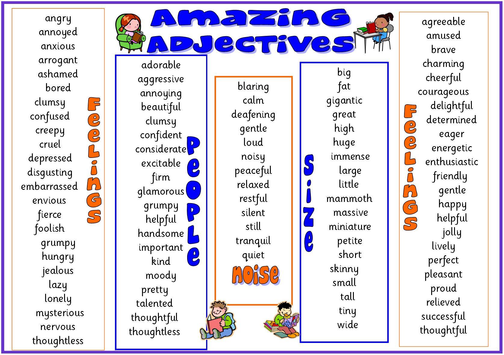 Adjectives Adverbs Comparison