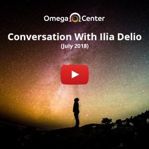 Conversation With Ilia Delio – July 2018
