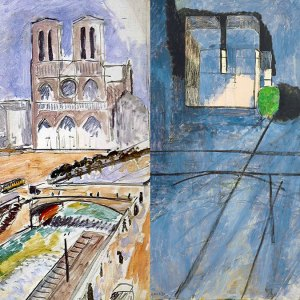 Matisse and Notre Dame