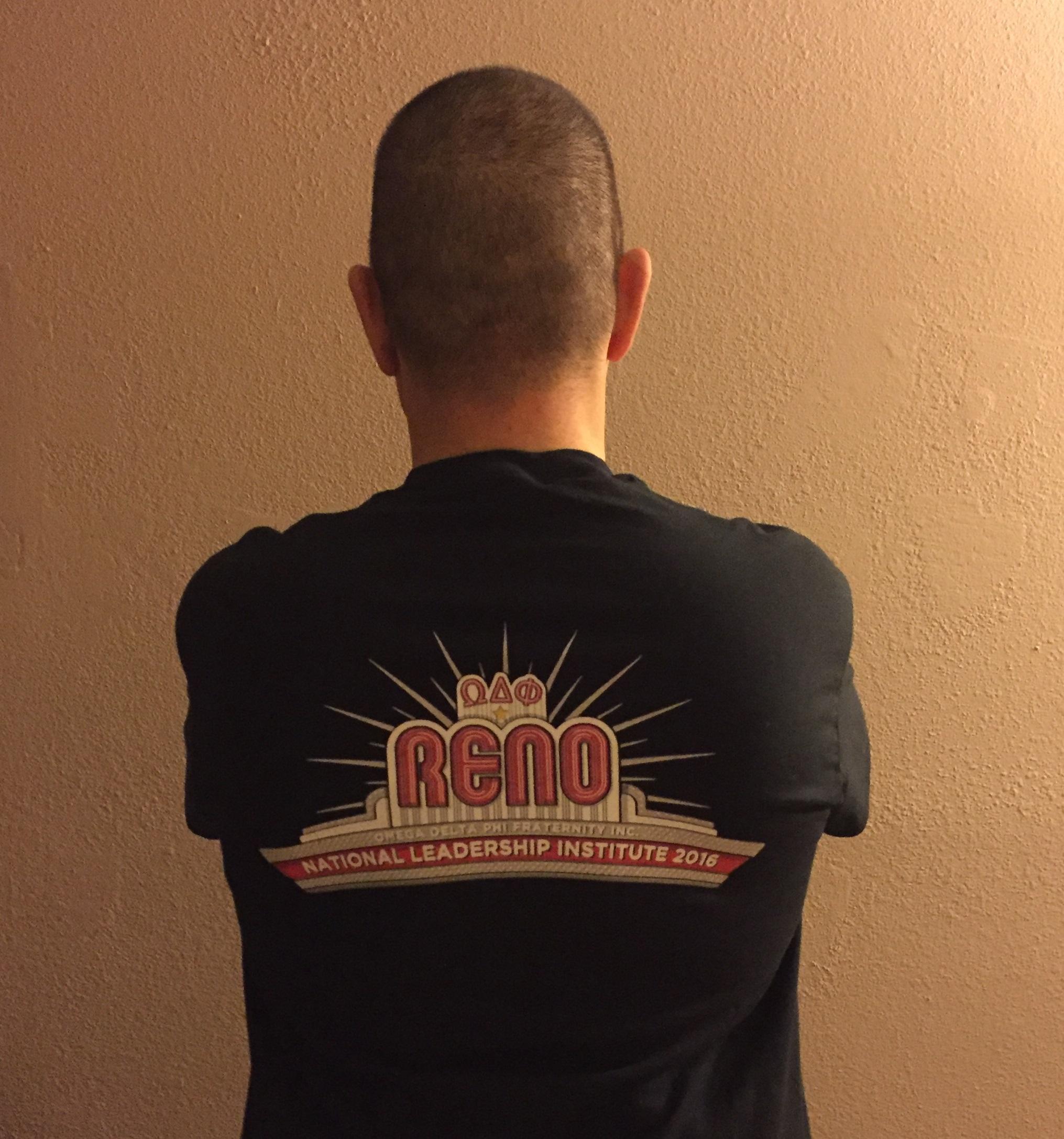 Reno 2016 NLI T-Shirt