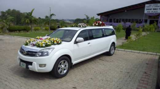 Image of Hearse