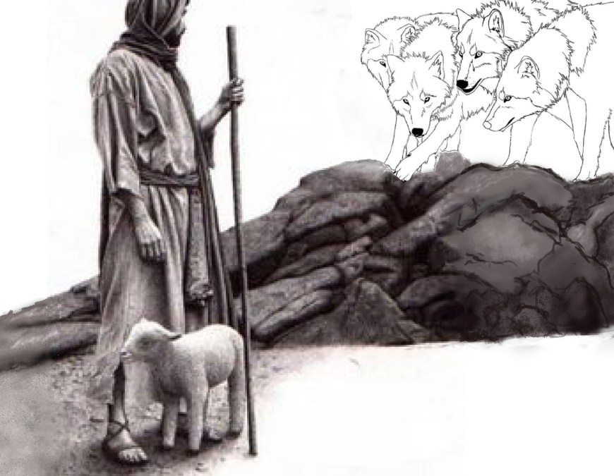 Wolves in Shepherds clothing (Micah 3:1-4)