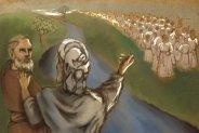 Tribulation and Tabernacle (Revelation 7:13-17)