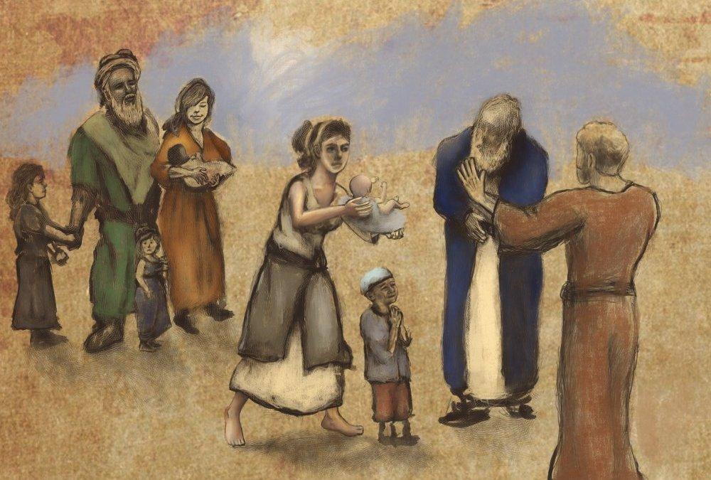 Tender and Tenacious Faith (Luke 18:15-17)