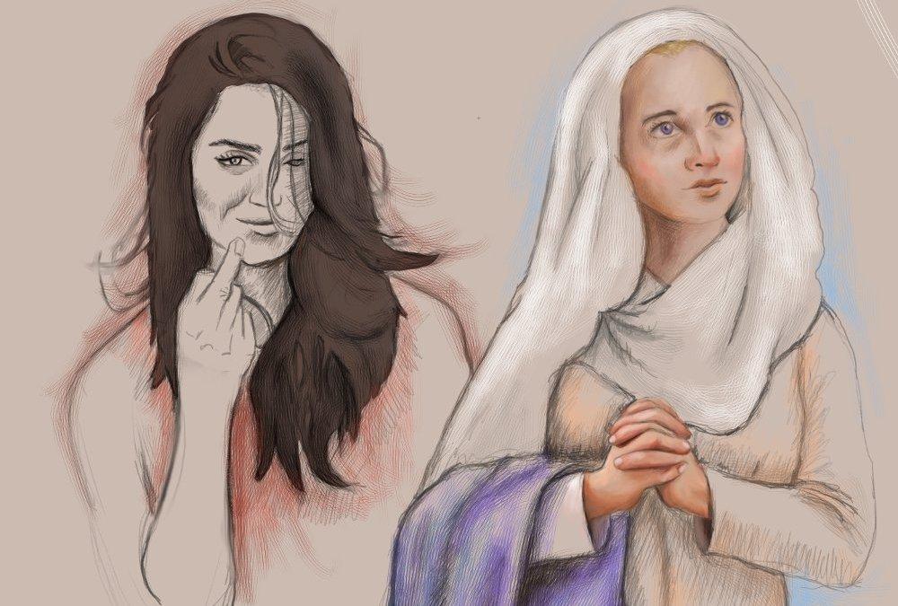 Exposing the Great Prostitute (Revelation 17:1-6)