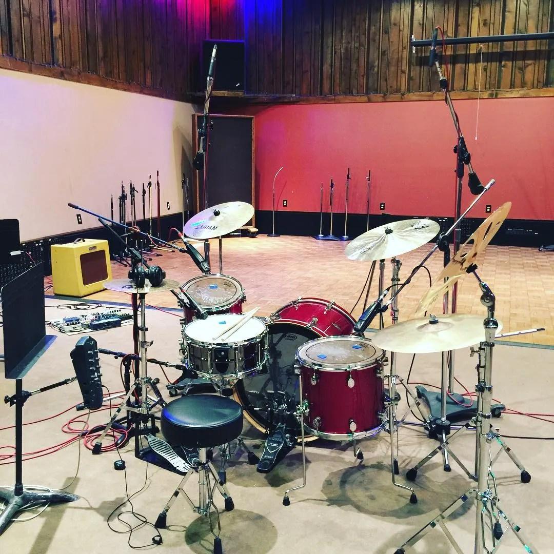 Gear - Omega Recording Studios