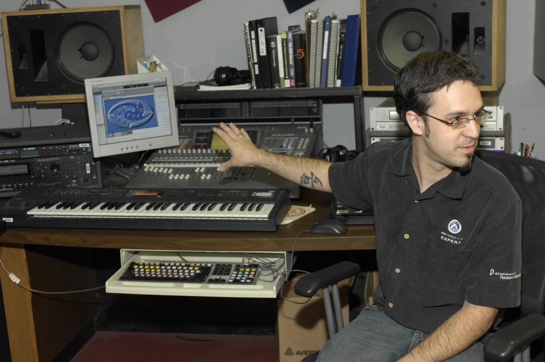 Omega's Engineers: Adam Stamper