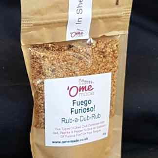 Fuego Furissimo Rub-a-Dub-Rub from 'Ome Made