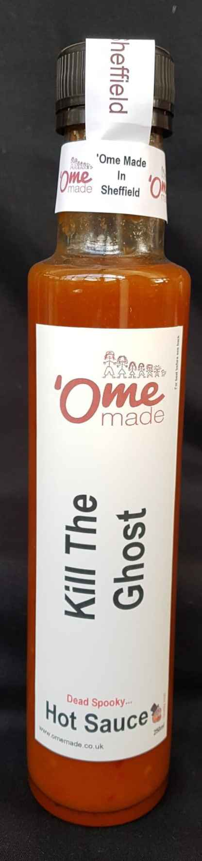 Kill The Ghost Hot Sauce by Ome Made