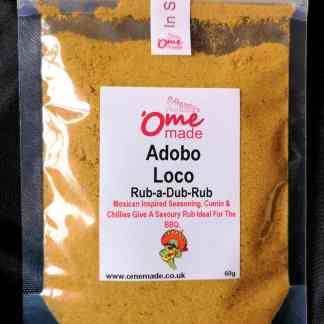 Adobo Loco Rub-a-Dub-Rub