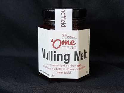 Mulled Wine Mulling Melt