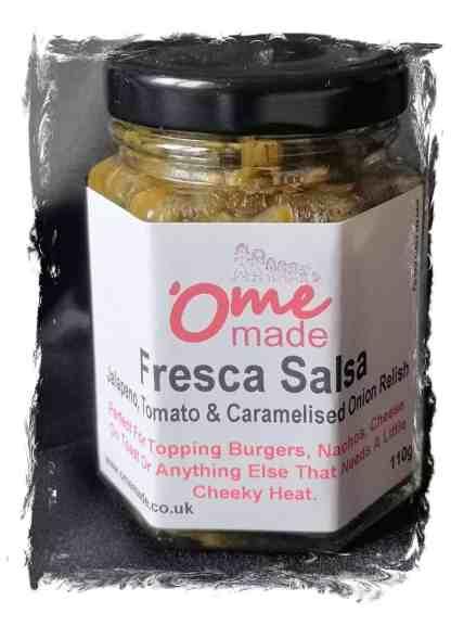 Jalapeno Salsa - Fresca Salsa