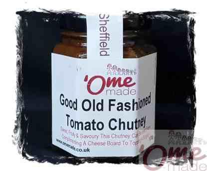 Good Old Fashioned Tomato Chutney