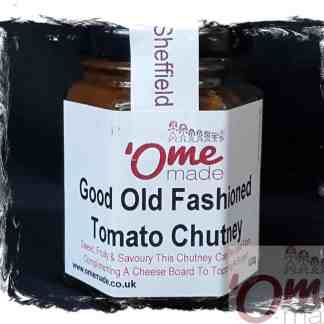 Good Old Fashioned Tomato Chutney
