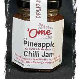 Pineapple Chilli Jam