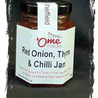 Red Onion, Thyme & Chilli Jam
